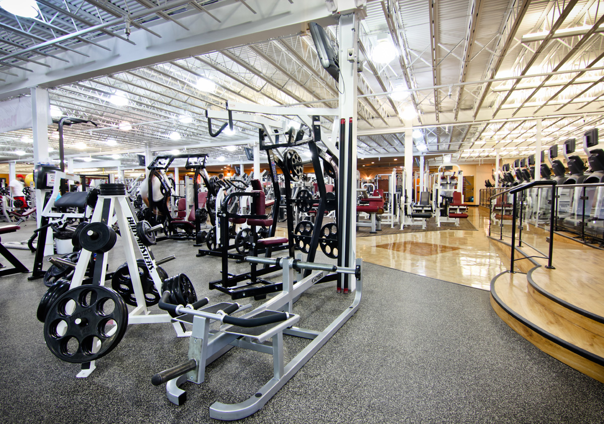 Google business view virtual tour the edge fitness ct for Fitness gym