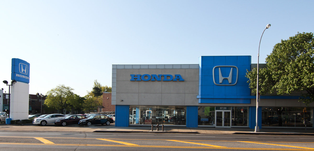 paragon honda ny google business view auto dealer nyc