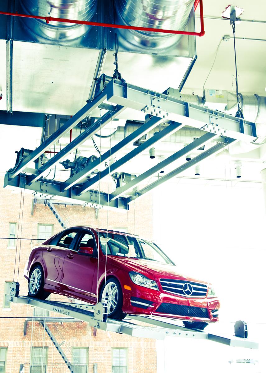 Mercedes-Benz Manhattan - Google Business View New York
