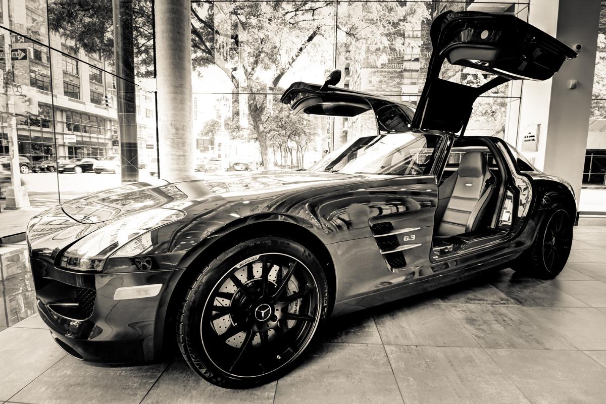 Google Business Photos   Manhattan Mercedes Benz