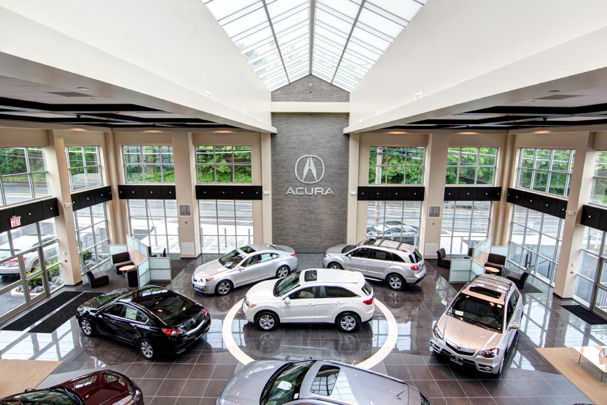 Acura Dealership In Ct