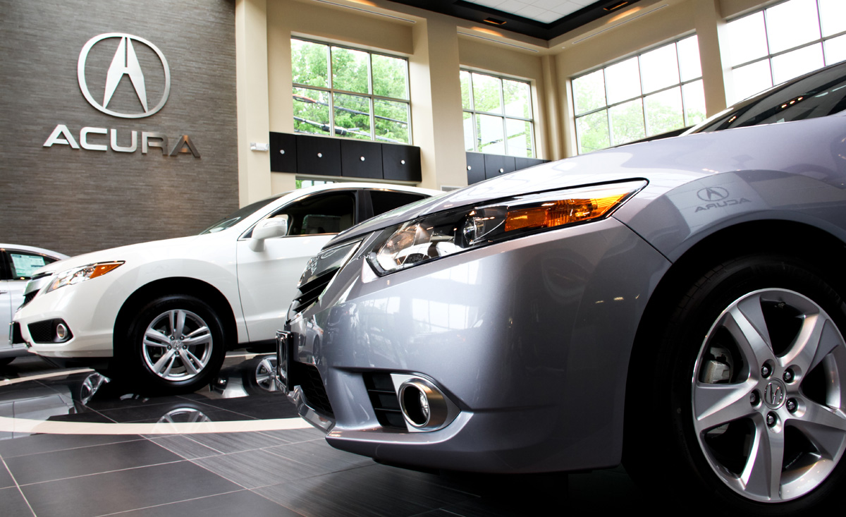 Long Island NY Google Business View Acura Of Huntington - Acura dealers long island