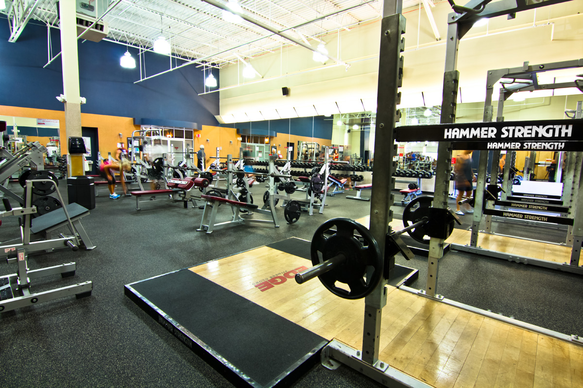 Google business view shelton ct the edge fitness club for Fitness gym