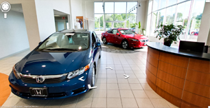 Hamilton honda google business photos nj for Honda dealer nj