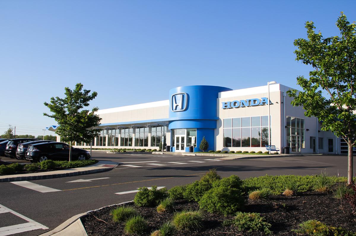 Honda Dealerships In Nj >> New Jersey Google Business View Honda Auto Dealership