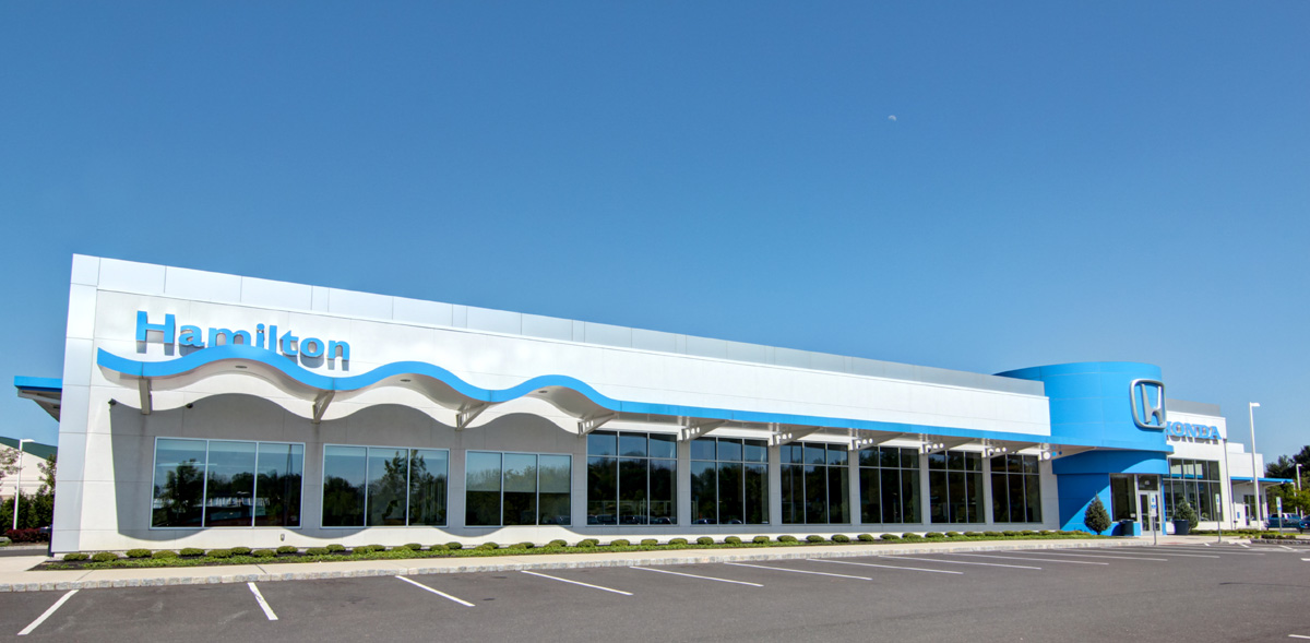 new jersey google business view honda auto dealership