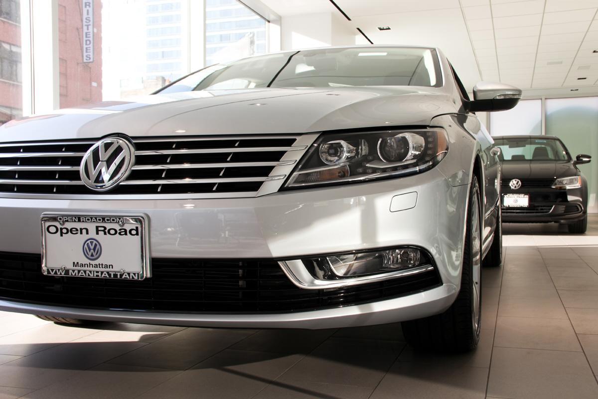 Open Road Volkswagen Of Manhattan Google Business View Nyc