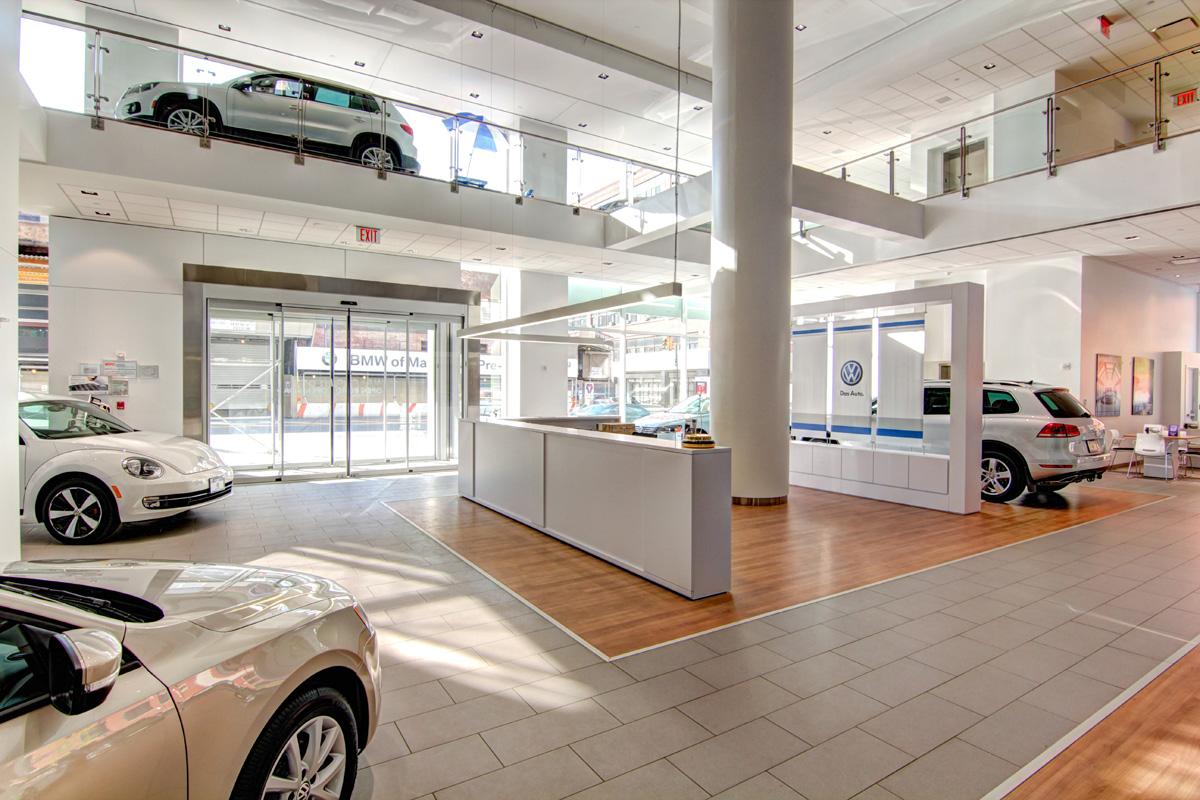 Open Road Volkswagen of Manhattan - Google Business View NYC