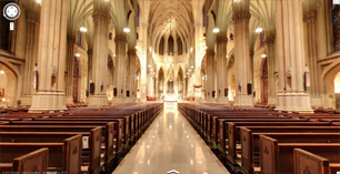 Saint Patrick's Cathedral Virtual Tour – NYC