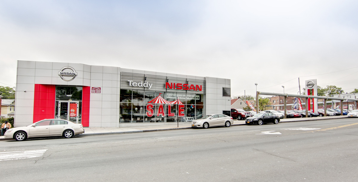 Bronx Car Dealers >> New York City Google Business View Nissan Dealership