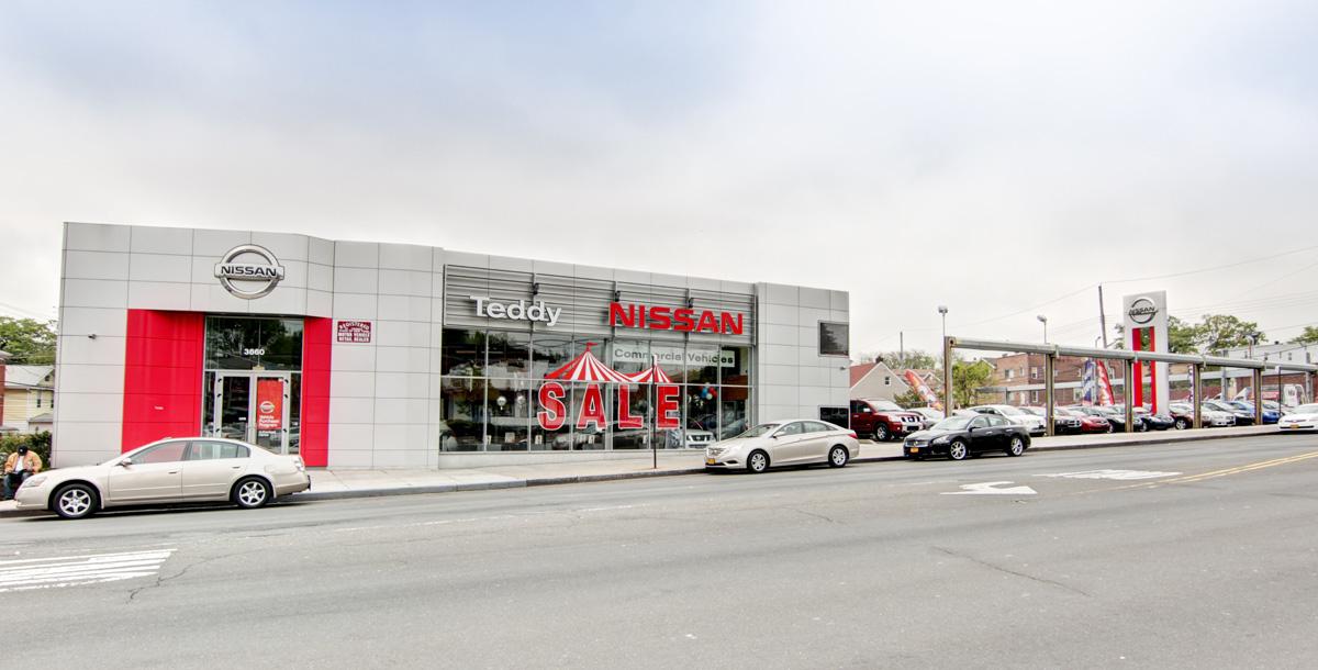 Manhattan Car Dealerships >> New York City Google Business View - Nissan Dealership