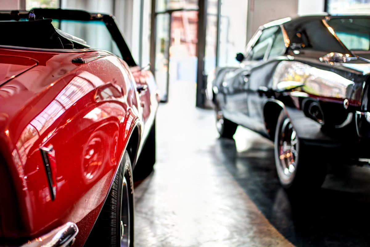Classic Car Club Manhattan - Google Virtual Tour - New York