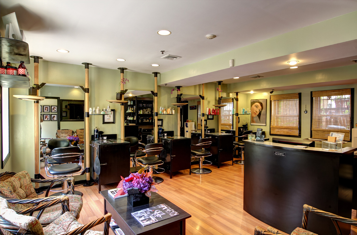 nj google virtual tour davida salon hoboken new jersey