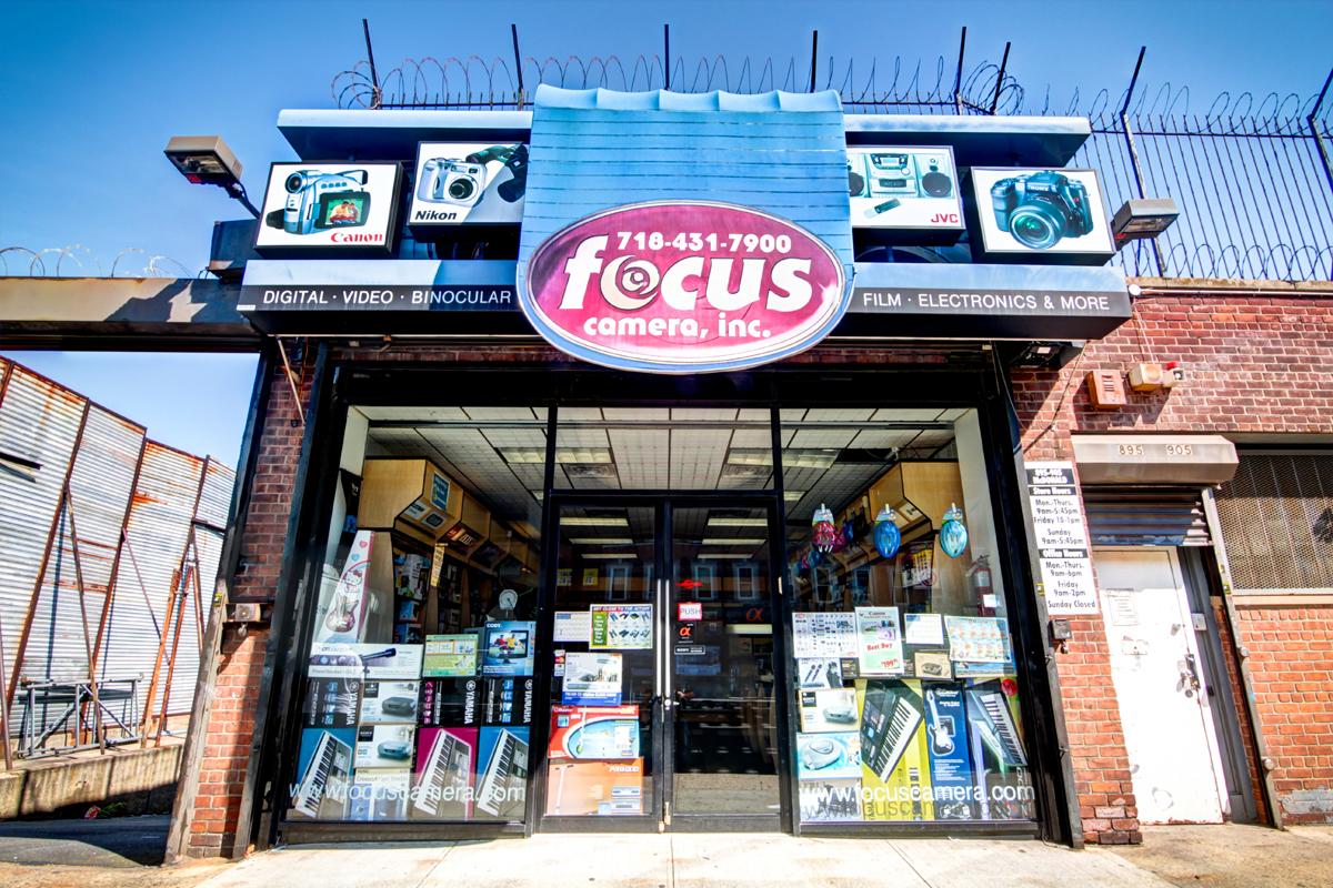 Online Camera Store New York City
