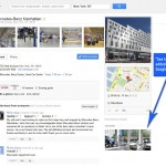 Google Search Results and Google+ Local Business Page