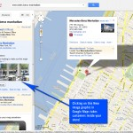 Google Maps Search Results and Google Business Photos