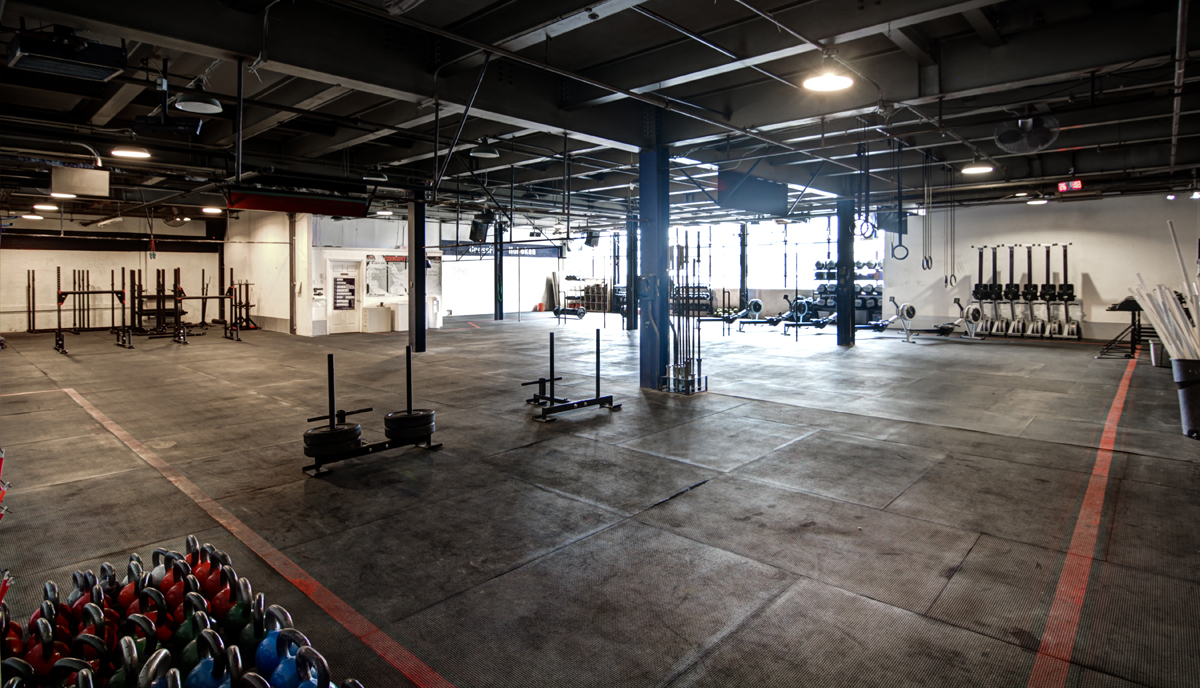 New jersey crossfit gym hoboken google business view