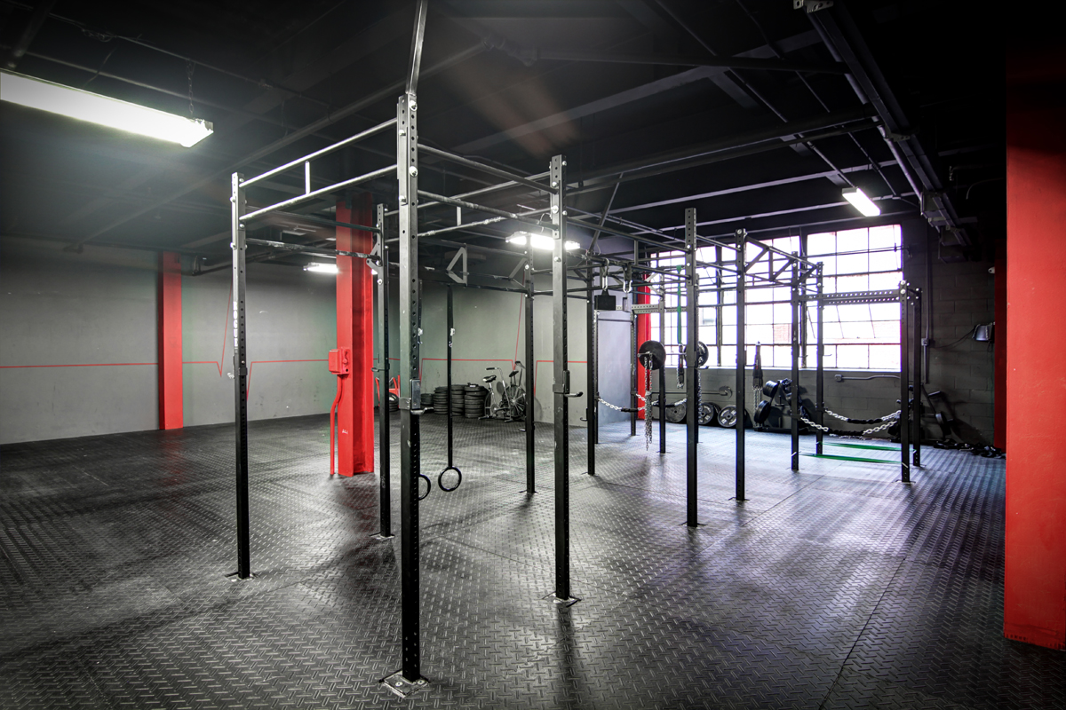 Crossfit gym related keywords long tail