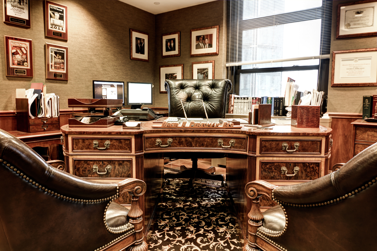 New york ny perecman law firm google virtual tour nyc for Design firms nyc
