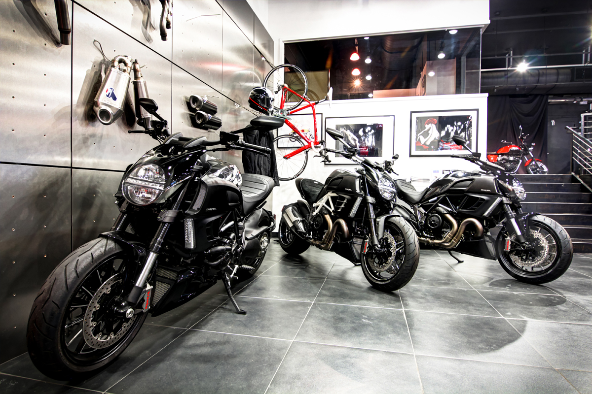 motorcycle store new york