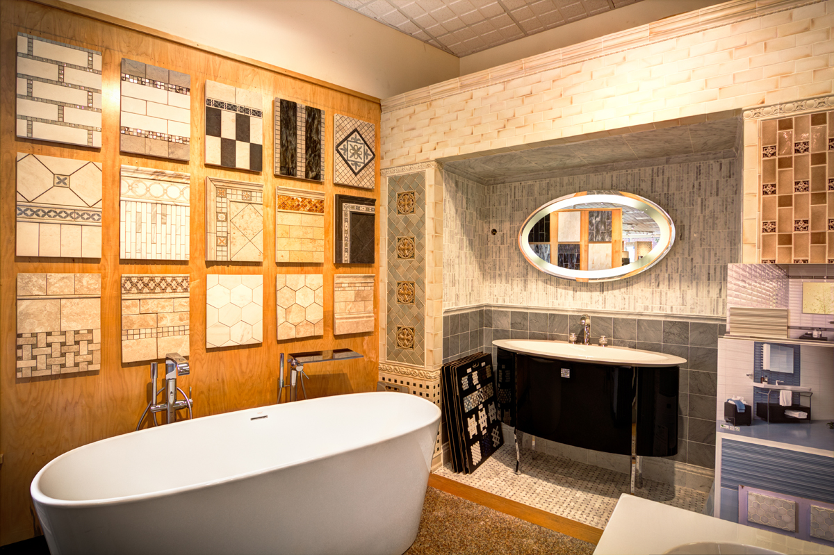 NYC Bathrooms and Tiles - Google Street View Virtual Tour