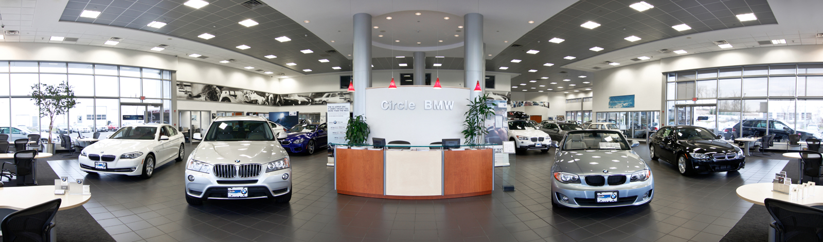 Circle Bmw Google Business View Eatontown New Jersey