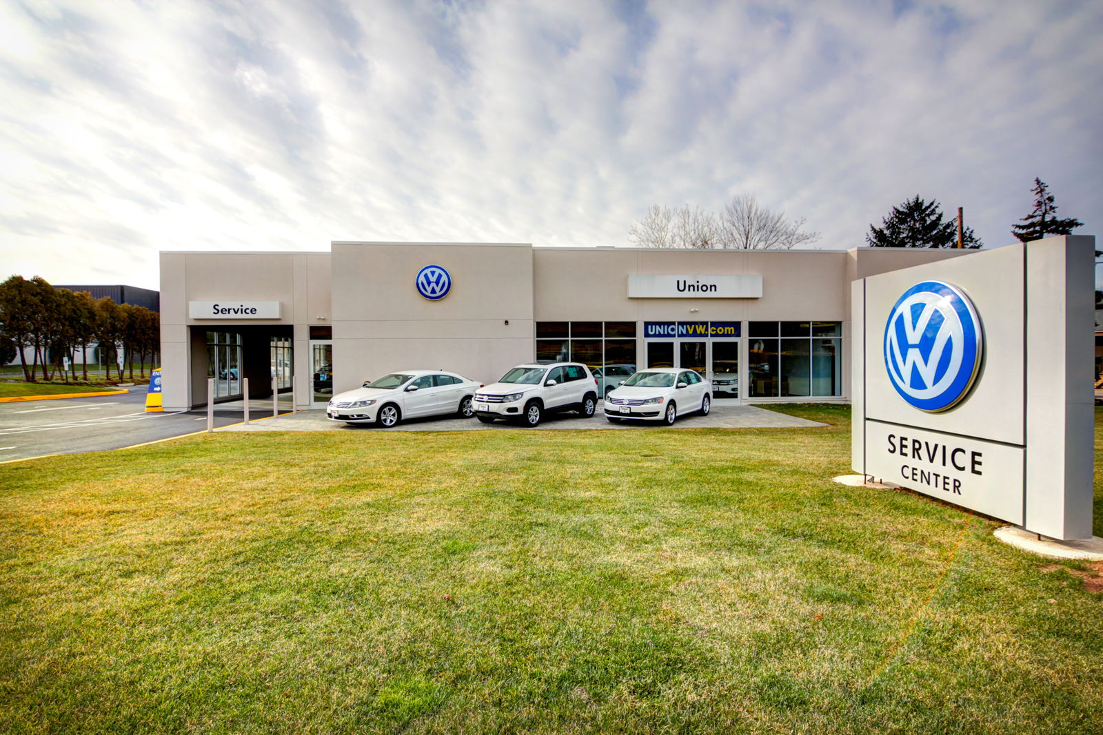 Union Volkswagen Service Google Virtual Tour New Jersey