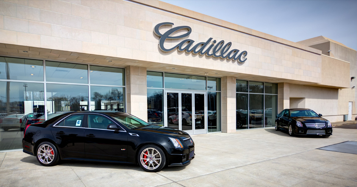 Google Business View - Gold Coast Cadillac - New Jersey