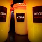 Aroma Espresso Bar - 42nd Street, NYC