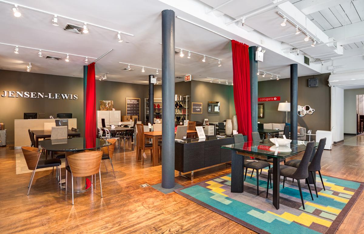 Jensen Lewis Furniture Modern And Contemporary Virtual