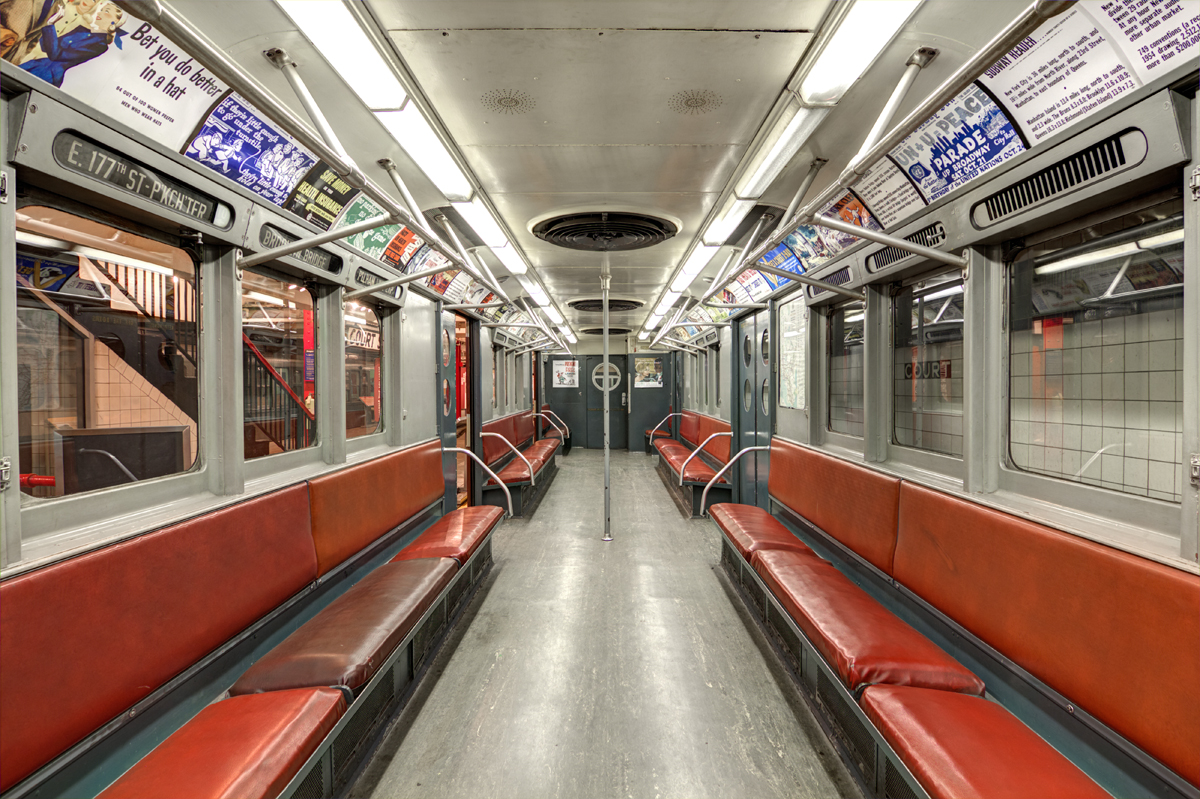 Google Virtual Tour Of The New York Transit Museum Nyc