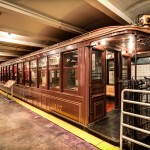 Google Virtual Tour - NY Transit Museum