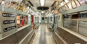 New York Transit Museum – Brooklyn, NY
