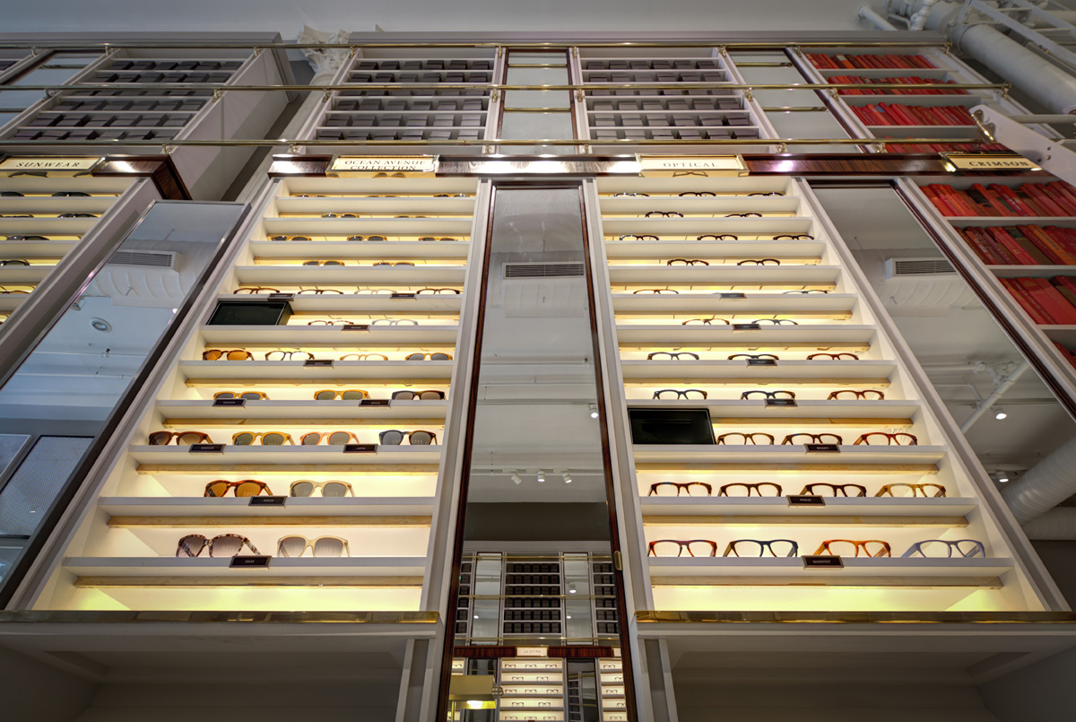 New York City Business Virtual Tours On Google - Warby Parker