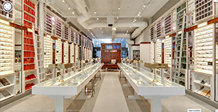 New York City Business Virtual Tours On Google Warby Parker