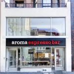 Street View NYC - Aroma Espresso Bar