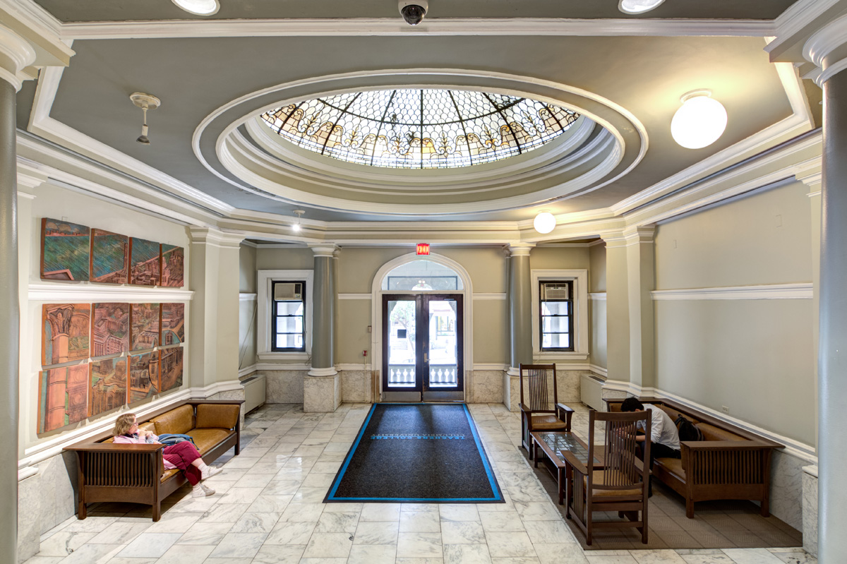 Virtual Tour Of Whittier Hall At Columbia University In Nyc