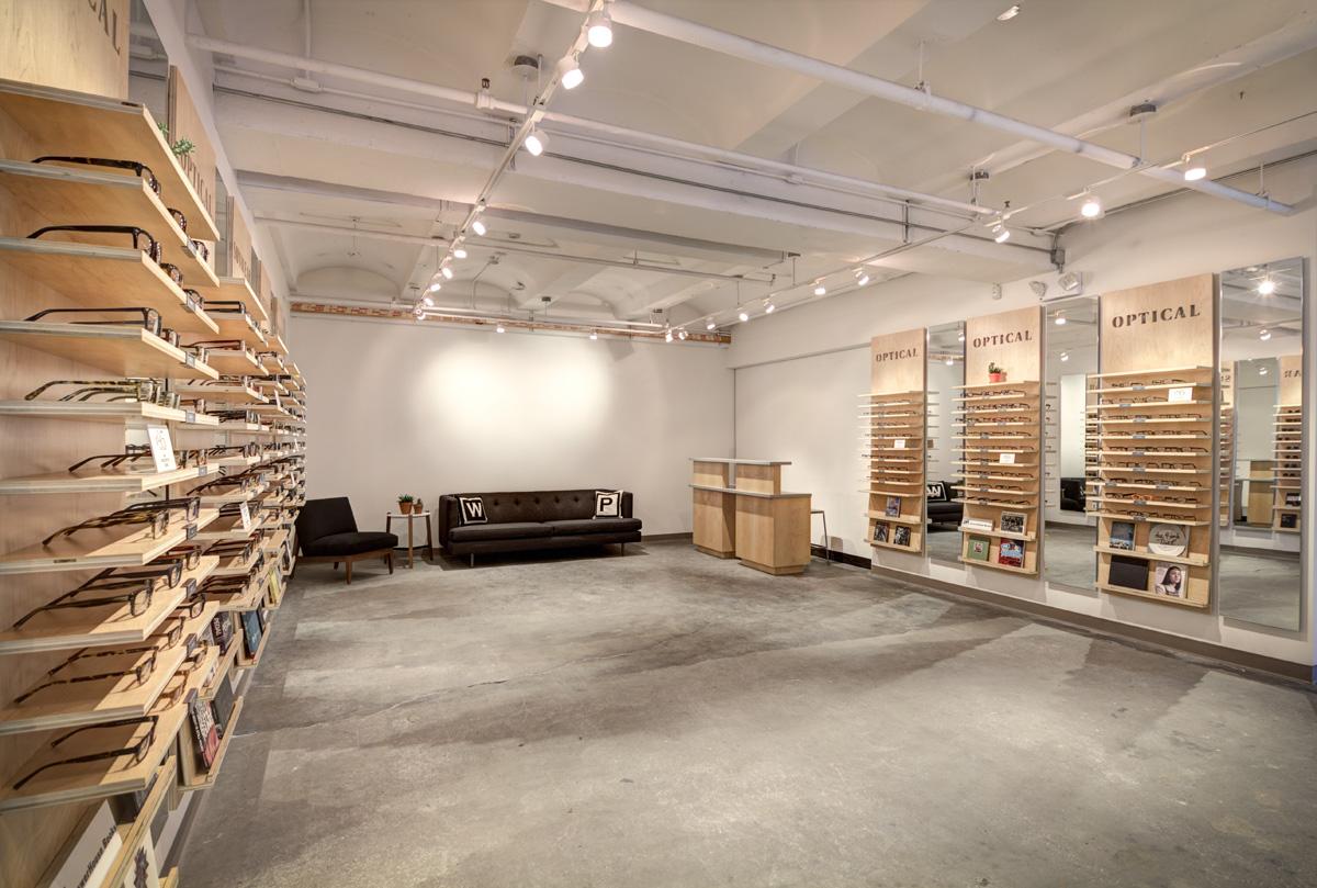 Google Street View Goes Inside Warby Parker Eyewear In Nyc