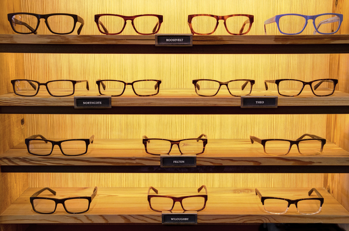 8a189e5b6eb Google Virtual Tour - Street View Indoors - Warby Parker NYC