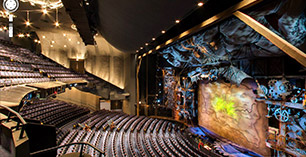 Wicked The Musical – Google Street View Virtual Tour