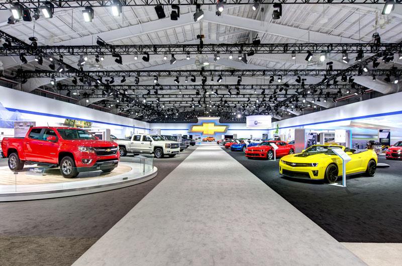 New York International Auto Show Google Virtual Tour - Ny car show tickets