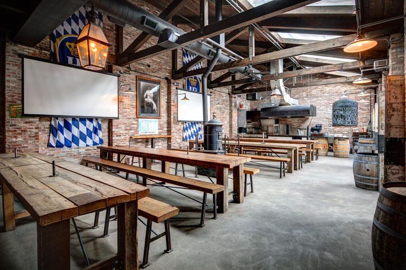 Pilsener Haus And Biergarten Virtual Tour Hoboken Nj