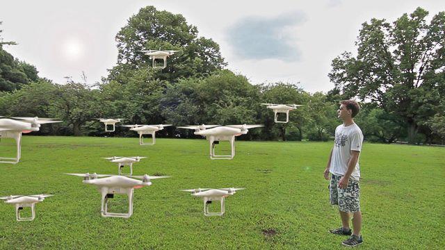 DRONES!
