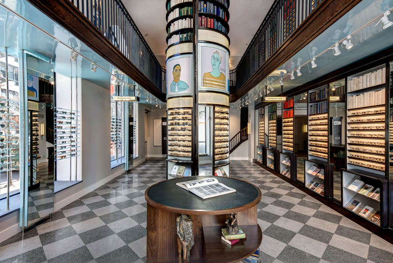 Glasses Frames Upper East Side : Warby Parker - Upper East Side - Google Virtual Tour - NYC